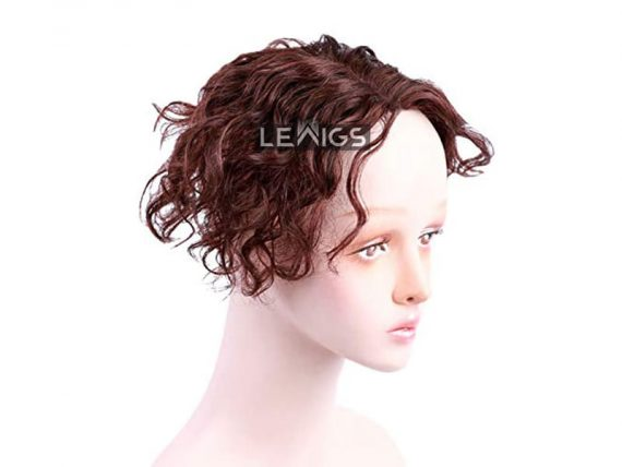 Transparent Super Thin Skin Top Wig For Women