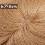 Mono & French Lace Hair Extension Toppers With Clips | Lewigs.com