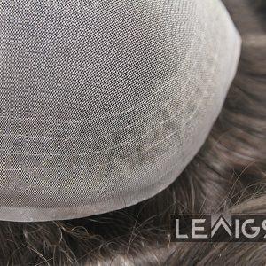 Monofilament Wigs | Mono Hair Toupee | Human Hair Toupee