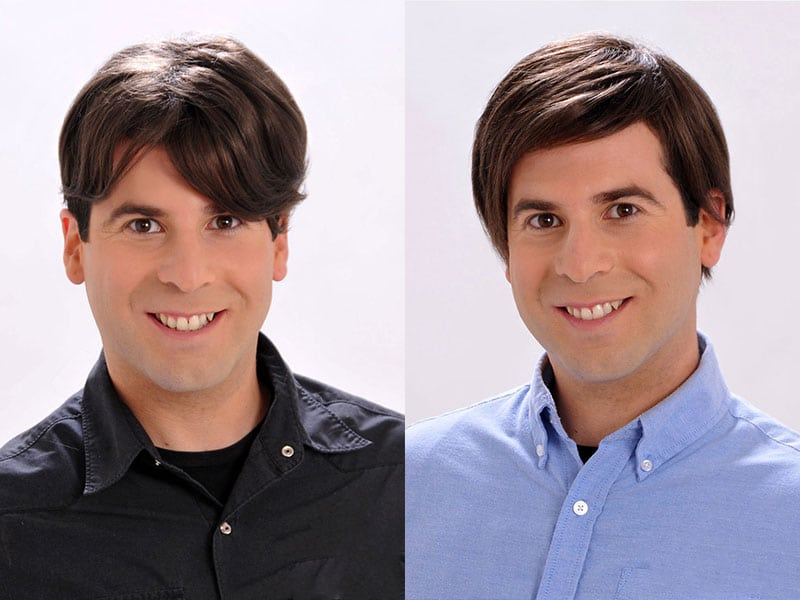 A Quick Insight Into 3 Main Types Of Human Hair Toupee