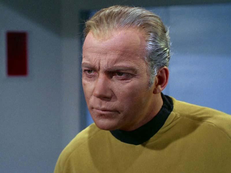 William Shatner Toupee - Does This Star Trek Celeb Wear Hairpiece?