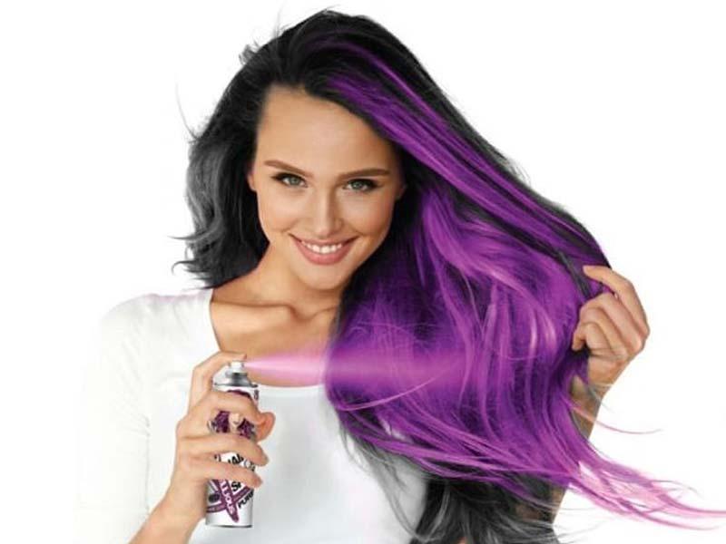 Hair Dye Spray for synthetic hair