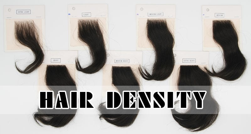 What Does Hair Density Reflect? How To Measure It Right? | Lewigs