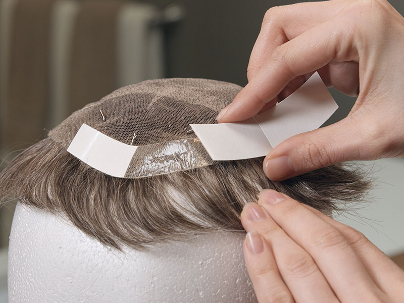 How To Wear Hair Toppers For Short Hair? It's Easy If You Do It Smart!