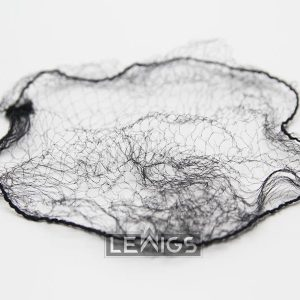 500 pcs/pack Black Hair Net For Hair Extensions & Weaves