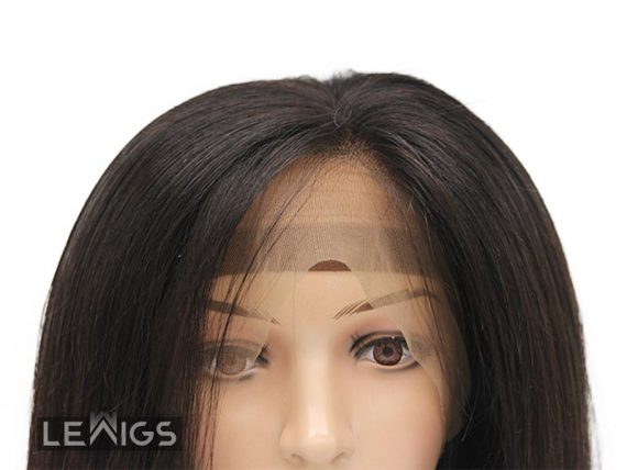 "Full Lace Human Hair Bob Wigs 12"" & 150% Density"