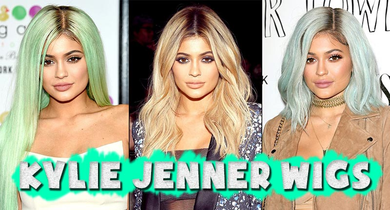 Kylie Jenner Wigs - How Does She Look Gorgeous All The Time?