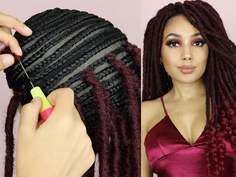 Ridiculously Simple Ways To Improve Your Dreadlock Wig !