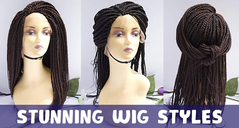 Amp Up Your Hotness With These 5 Most Stunning Wig Styles!