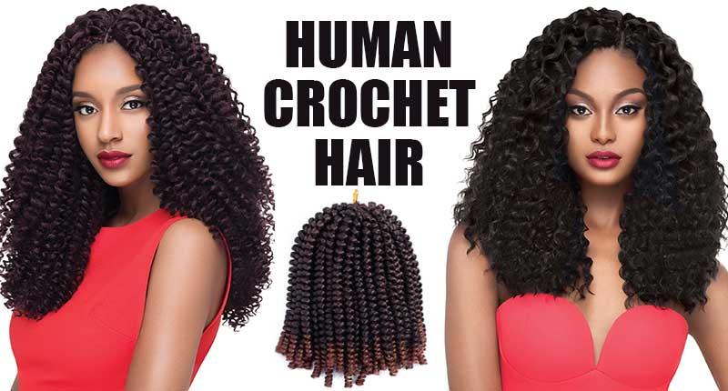 Human Crochet Hair Just Look So Damn Good!
