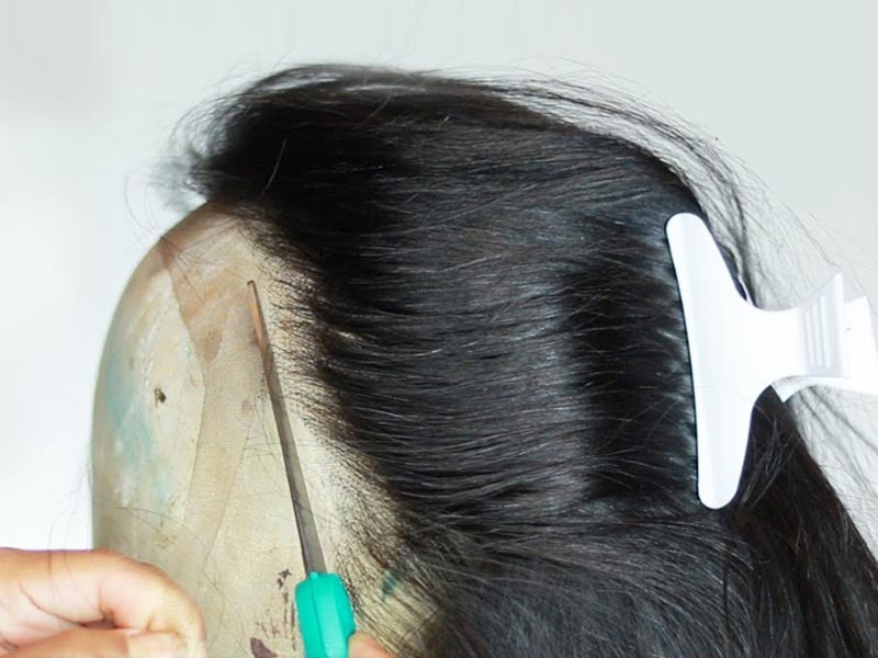 How To Cut A Wig Like A Hairstylist? - Follow These Steps To Get There