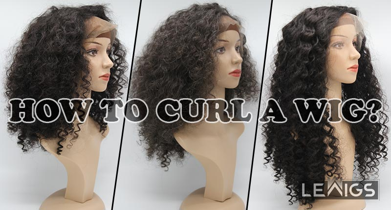 How To Curl A Wig? Embarrassed By Your Skills? Here's What To Do