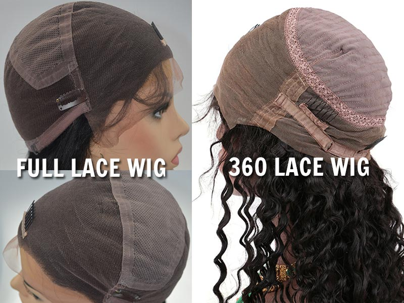 Why 360 Lace Wig Should Be Your First Focus When Choosing Wig?