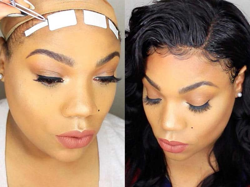 How To Wear A Lace Front Wig? - An Easy Method That Works For All
