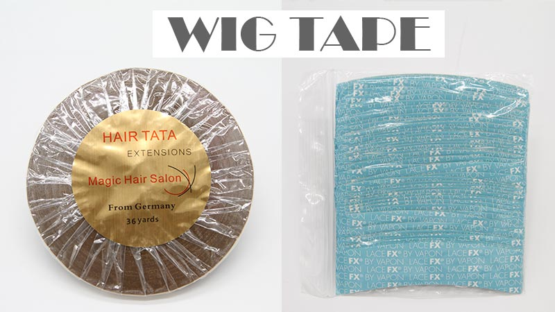 To People That Want To Use Wig Tape But Are Afraid To Get Started