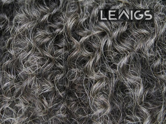 "Deep Curly Human Hair Wigs 18"" With Lace Front 