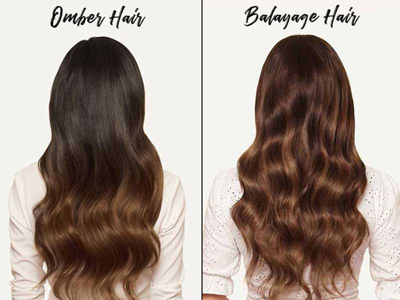 Ombre Vs Balayage: Are They The Same? | Combating Their Hotness!