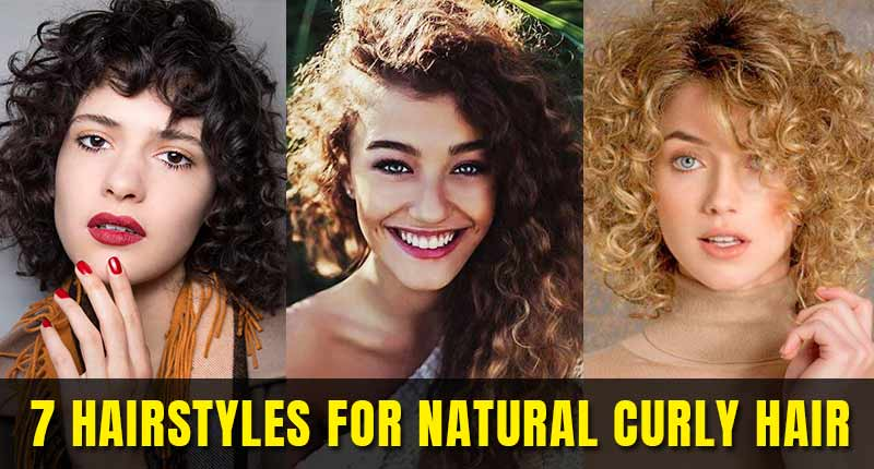 7 Awe-Inspiring Hairstyles For Natural Curly Hair To Rock Your Coils!