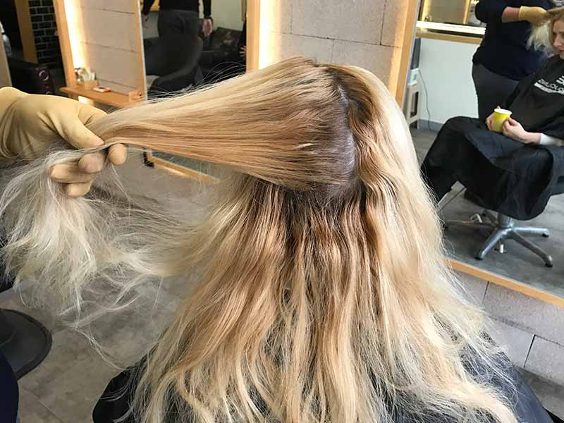 Secret Guide On How To Bleach Hair At Home Without Damage?