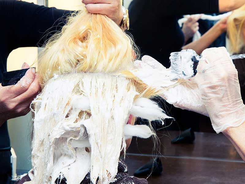 How To Bleach Hair At Home Without Damage?