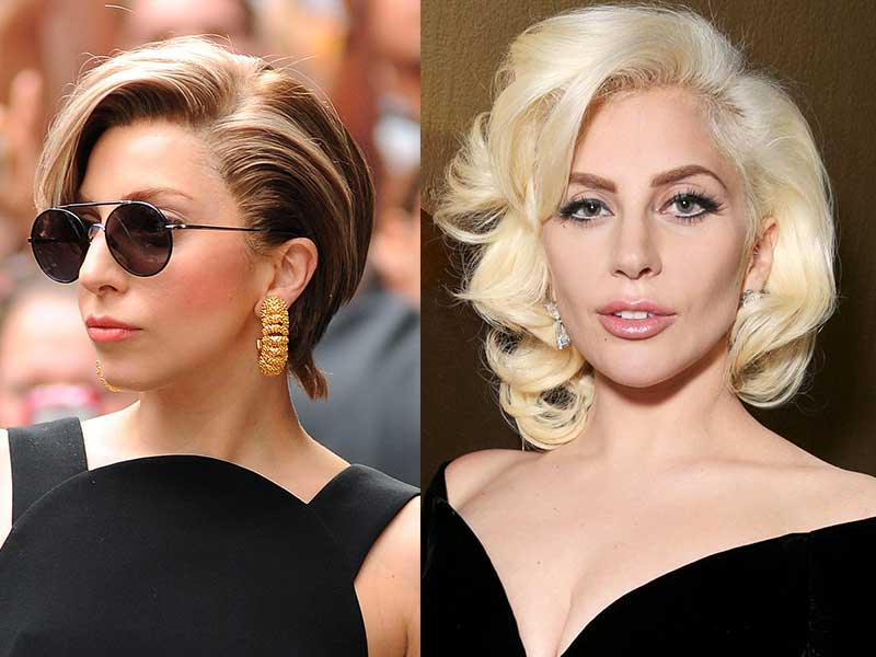 9 Best Examples Of Lady Gaga Hair To Inspire Your New Hairdo