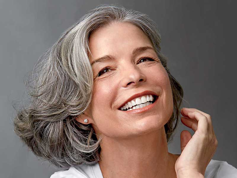 The Unexposed Secret Of How To Dye Hair Grey Without Bleach?