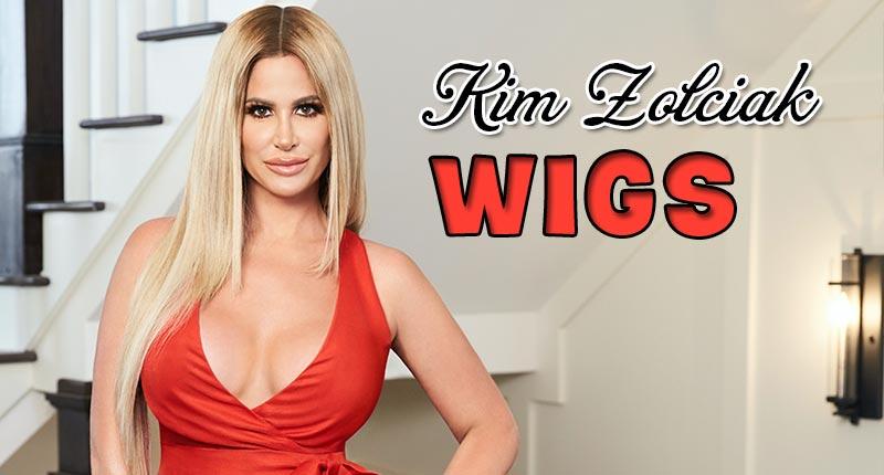 Kim Zolciak Wigs: Her Stunning And Glamorous Hairdos