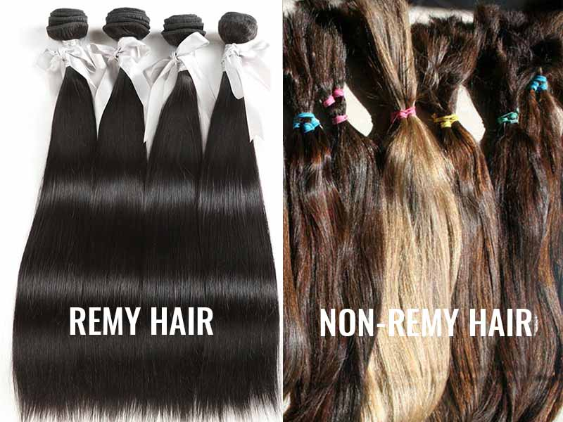 Non-Remy Hair: DON'T Fall For This Low-Rated Thing!