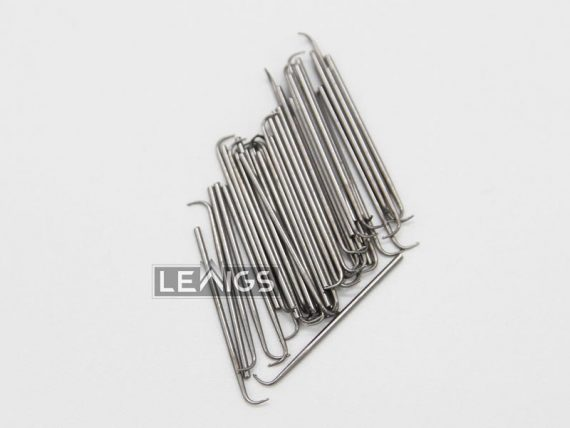 Ventilating Needle For Wig Making | 50 pieces/bag | Lewigs Accessories