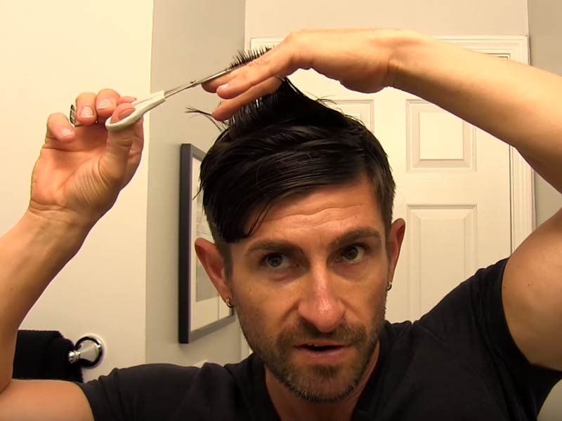 How To Cut Your Own Hair Men - The Detailed Guide