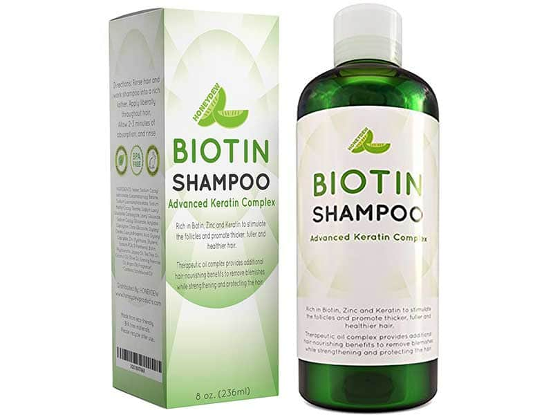 8 Best DHT Blocking Shampoo To Stop Hair Shedding In Men
