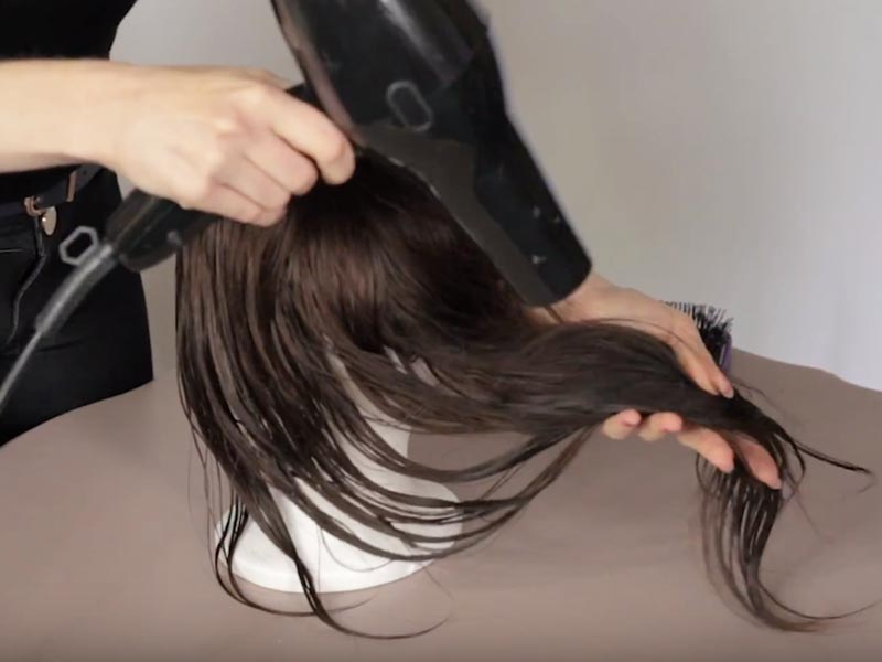 How To Wash A Human Hair Wig? - A Step-By-Step Guide