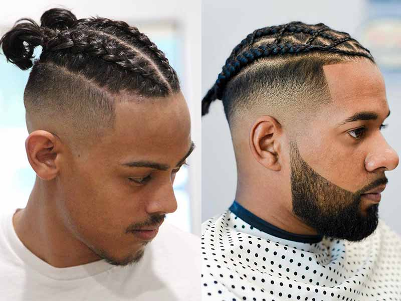 The Advanced Guide To How To Braid Short Hair Guys