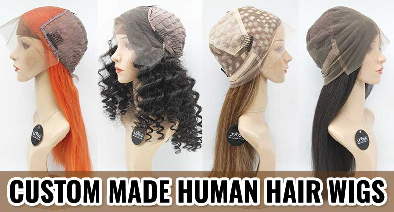 4 Reasons To Go For Custom Made Human Hair Wigs
