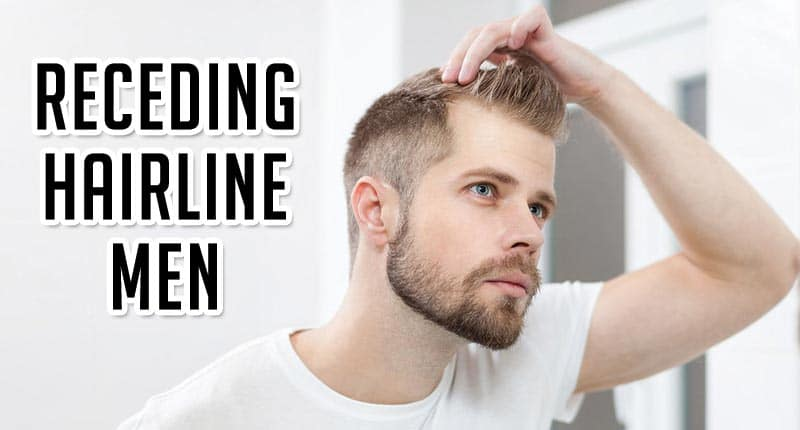 Want To Know More About Receding Hairline Men? Read This!