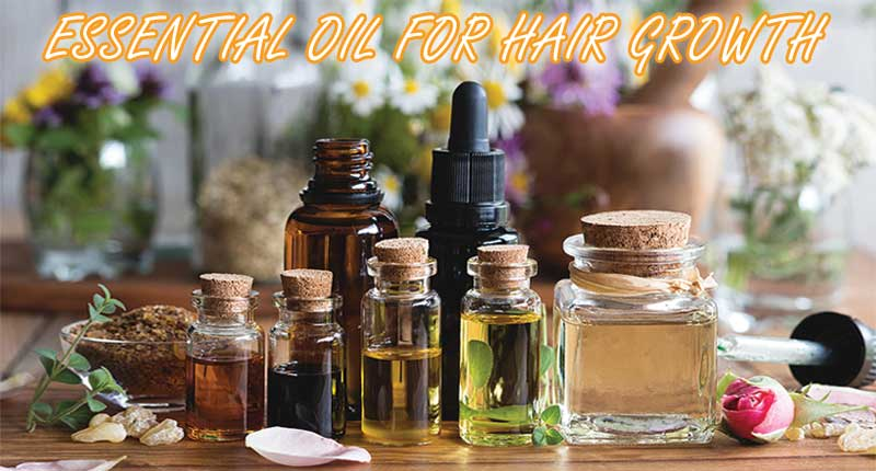 What Is The Best Essential Oil For Hair Growth?
