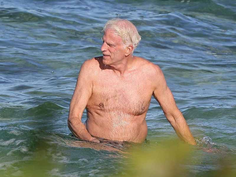 Ted Danson Toupee - Our Cheers' Man Loves It!