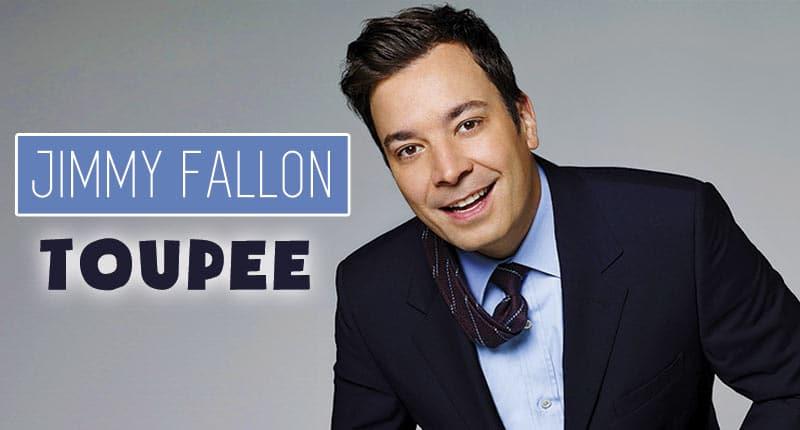 Jimmy Fallon Toupee - Is Jimmy Fallon Bald?