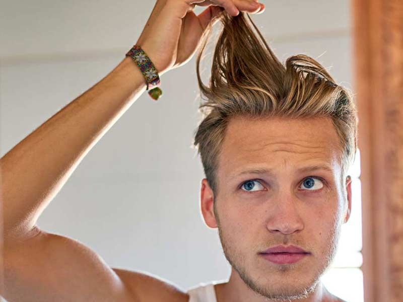 How Fast Does Men's Hair Grow: Keep Calm, Guys!