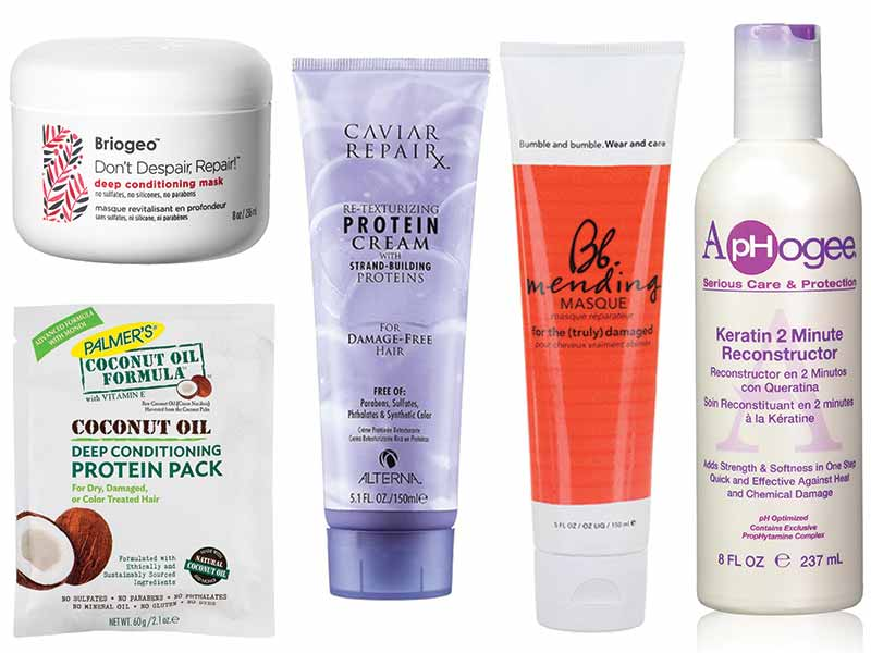 Best Protein Treatments For Hair You'll Really Want