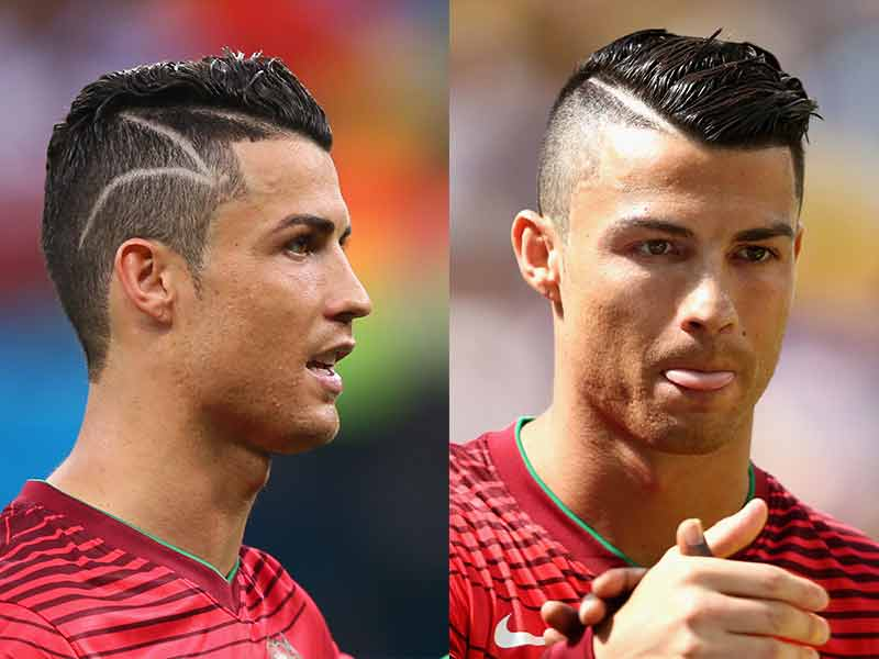 Cristiano Ronaldo Hair Simple Yet Exceptionally Aesthetic Lewigs