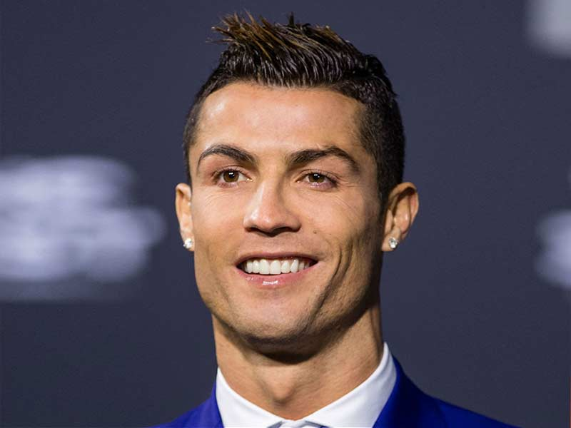 Cristiano Ronaldo Hair Simple Yet Exceptionally Aesthetic Lewigs