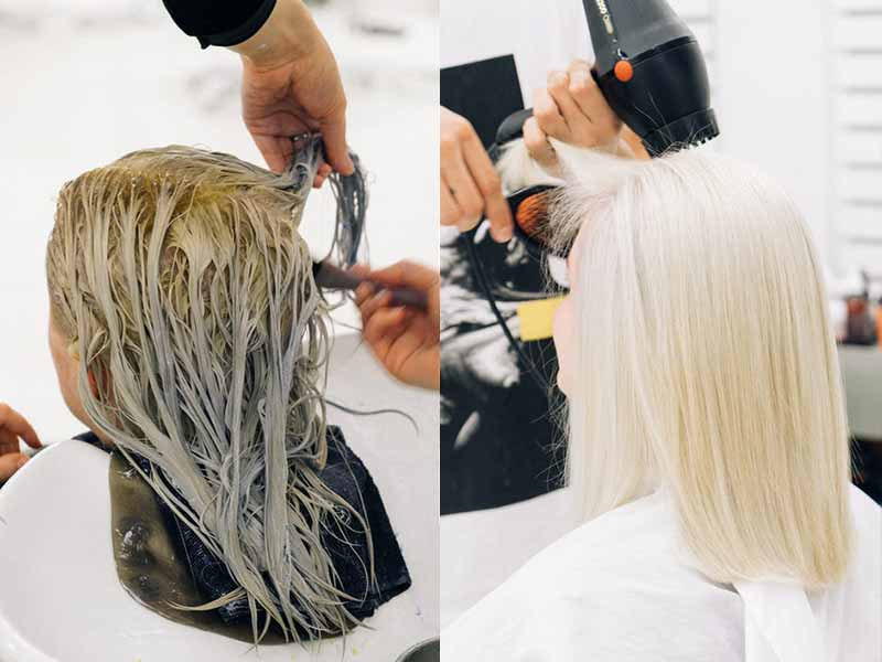 Can You Bleach Wet Hair And The Reason Why