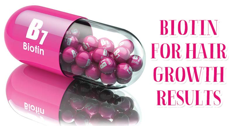 A Closer Look At Biotin For Hair Growth Results