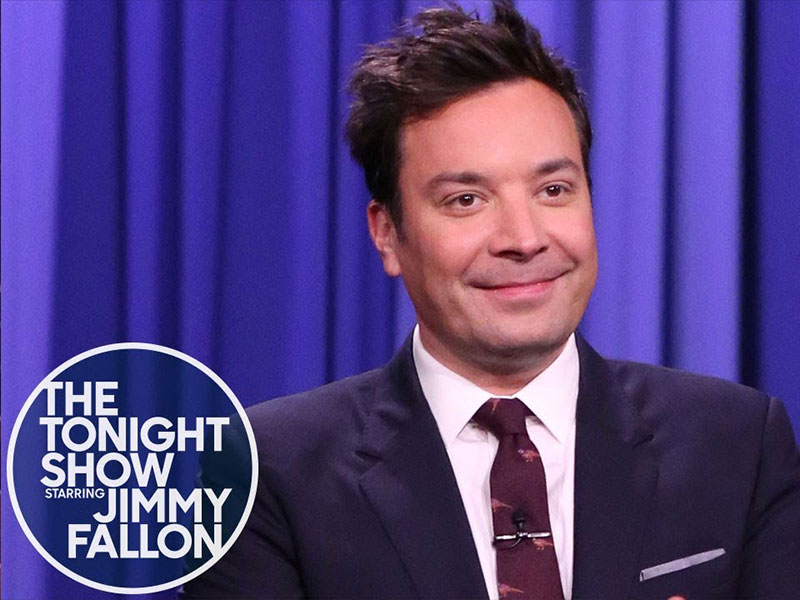 Jimmy Fallon Toupee - Is Jimmy Fallon Bald?