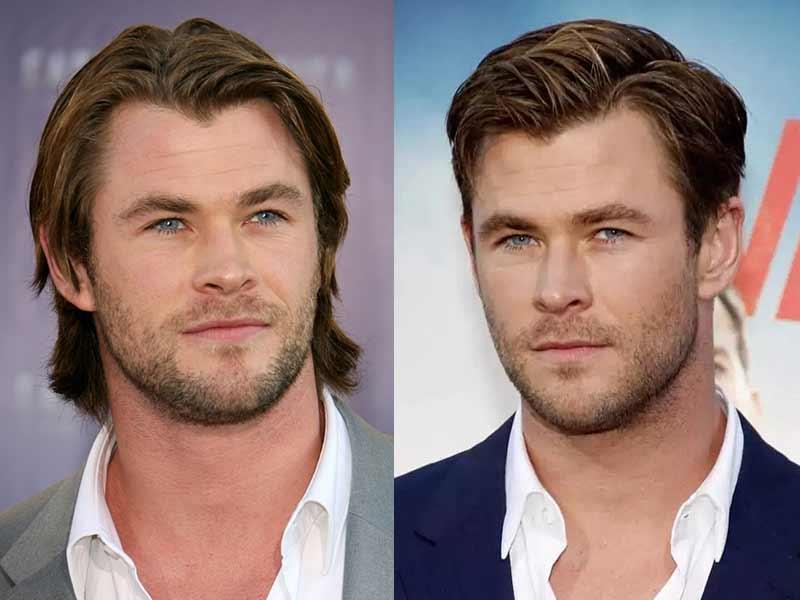 The Impressive Chris Hemsworth Hair To Copy ASAP