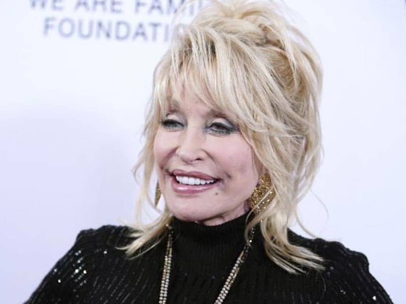 Have You Ever Seen Dolly Parton Without Wig?