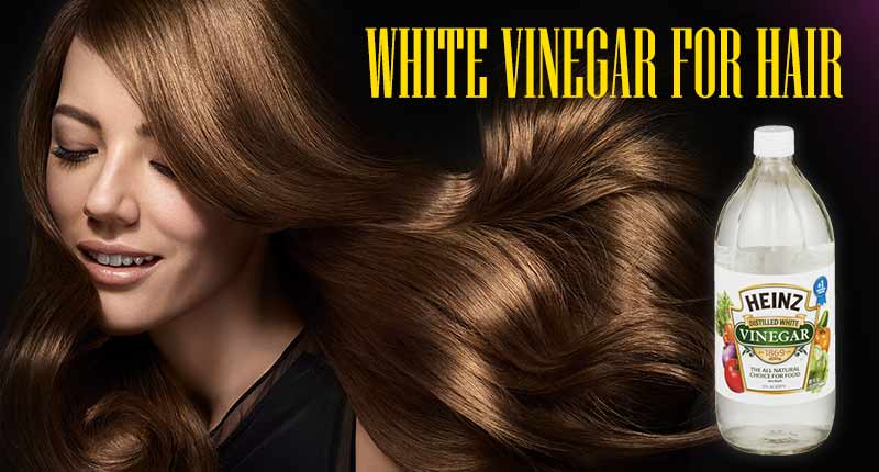 Get The Scoop On White Vinegar For Hair Before You're Too Late