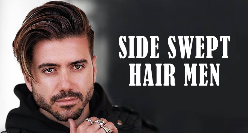 Will 2020 Be The Year Of Side Swept Hair Men?
