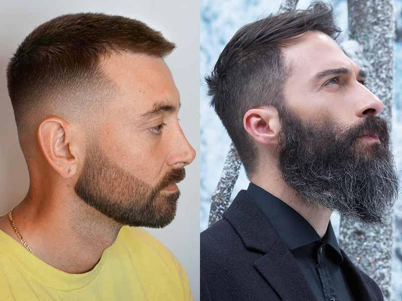 Fabulous Top 7 Best Beard Styles For Men With Short Hair Lewigs Schematic Wiring Diagrams Phreekkolirunnerswayorg